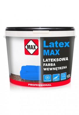 LATEX MAX LATEKSOWA FARBA WEWNĘTRZNA