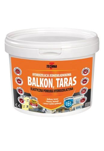 Techna - Balkon, Taras